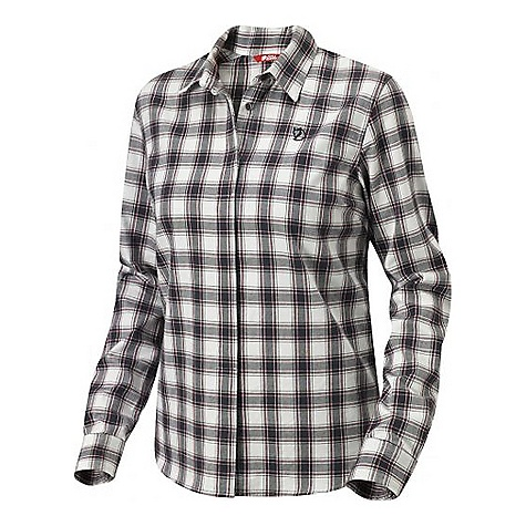 Free Shipping. Fjallraven Women's Alpros Shirt DECENT FEATURES of the Fjallraven Women's Alpros Shirt Light cotton flannel shirt Comfortable and hardwearing Hidden button closure at front Slits on side The SPECS Fit: Regular Fabric: 100% cotton flannel - $139.95