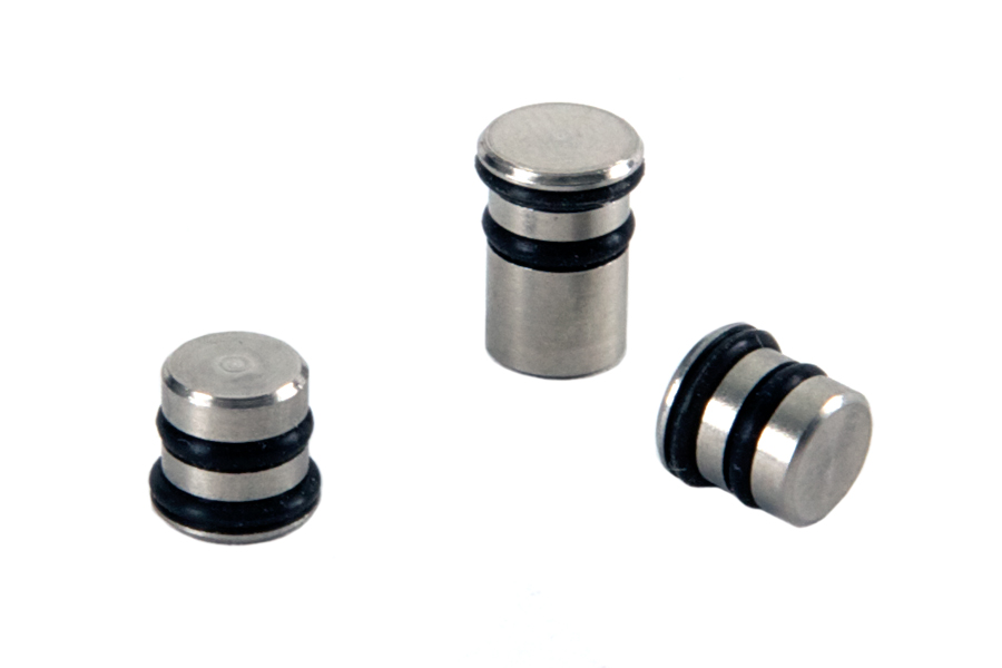 Entertainment Replacement stainless steel buttons for Hitcase Pro/5. - $9.99