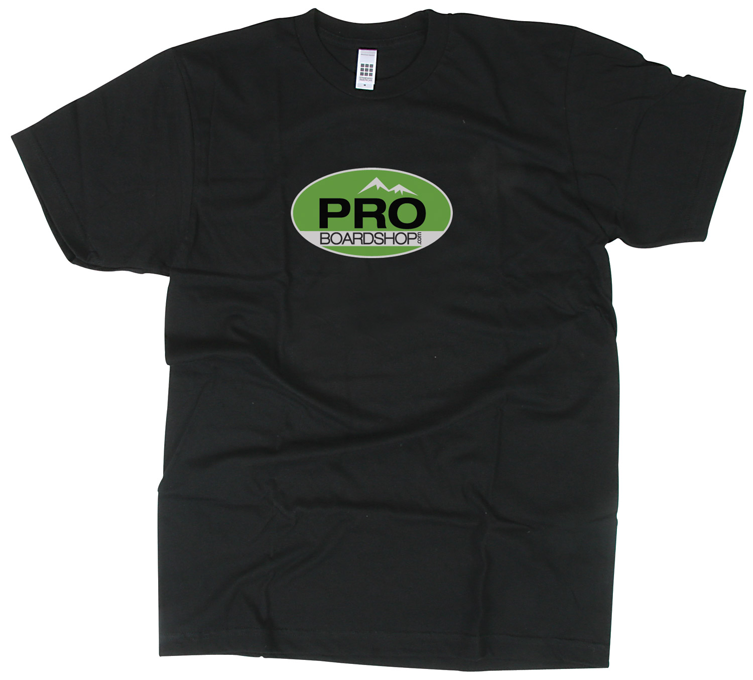 Show your support! Sport a Proboardshop Ovalteen T-Shirt. All Proboardshop T-Shirts live up to the quality you'd expect from a boardshop that's been serving boarders since 1982. - $7.95