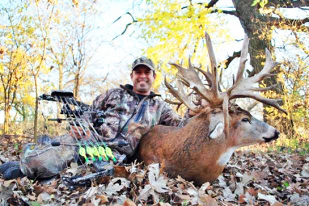 Hunting Illinois Hunter Pleads Guilty to Poaching State Record Whitetail—And More.  Article by Scott Bestul posted April 23, 2013
