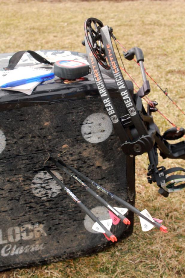 Hunting Bowhunting Tip: How to Shoot Better in 30 Minutes.  Article by Dave Hurteau uploaded March 19, 2013