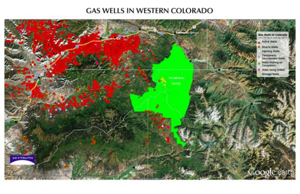 Flyfishing Gas and Oil Drilling: Prime CO Trout Watersheds Under Threat.  Article by Tim Romano posted March 18, 2013