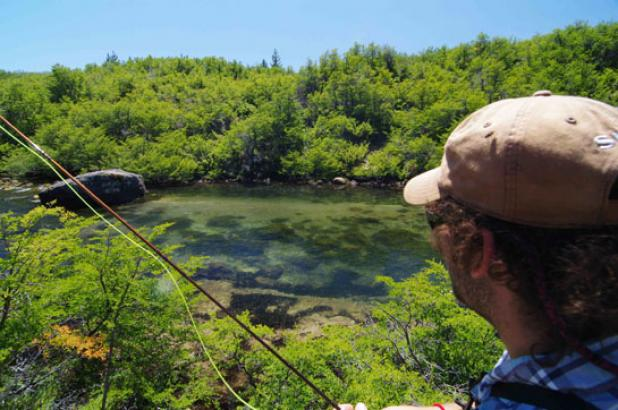 Flyfishing 5 Tips for Scouting a Trout Run.  Article by Kirk Deeter uploaded March 15, 2013