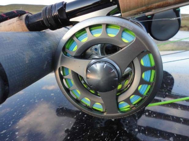 Flyfishing Great Fishing Gear: Danielsson Fly Reels.  Article by Kirk Deeter