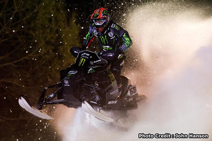 Snowmobile American Tucker Hibbert Returns to Sweden for Clash of Nations