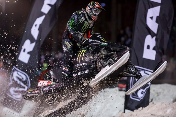 Snowmobile ISOC INTERVIEW: AMSOIL CHAMPIONSHIP SNOCROSS PRO OPEN CHAMP TUCKER HIBBERT