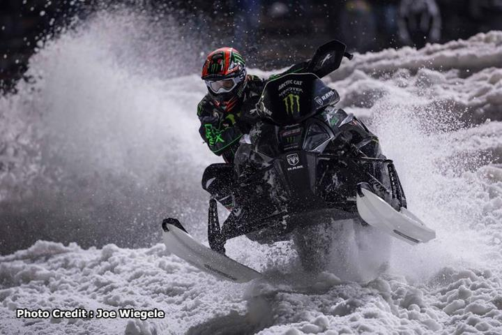 Snowmobile Vote for Tucker Hibbert as the Best Athlete in Action Sports
