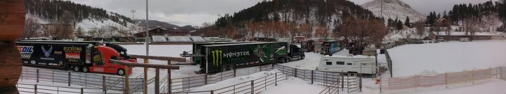 Snowmobile Good Morning Race Fans! Streaming starts at 2pm