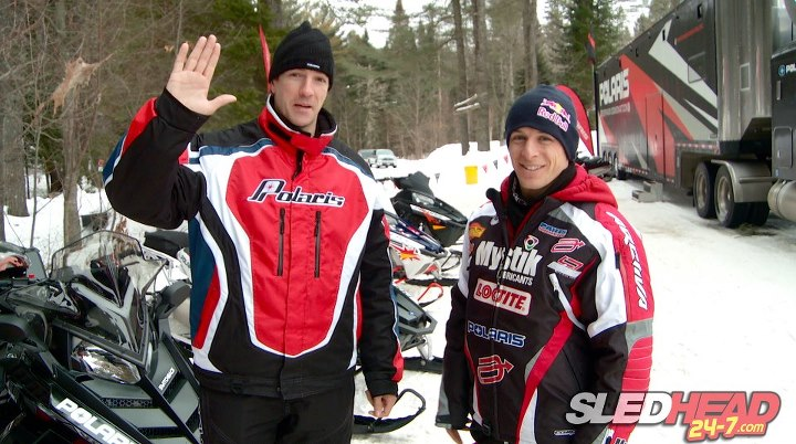 Snowmobile It's National High Five Day !  High five for a good cause.  