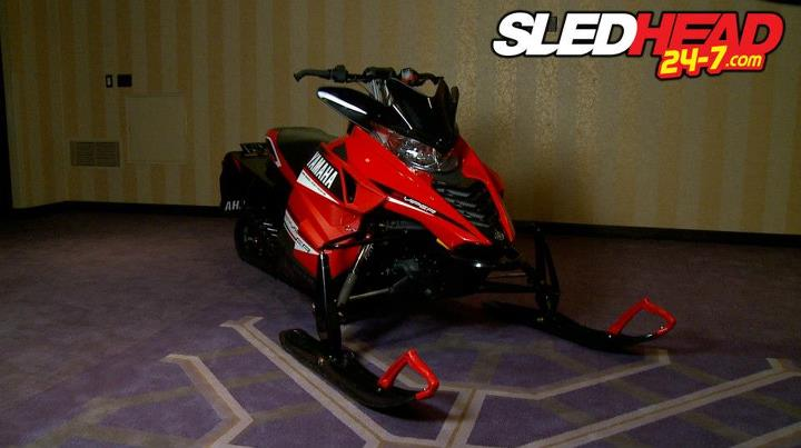 Snowmobile We can't wait to ride these new sleds from Yamaha!  Check out the newest info here: http://www.srviper.com