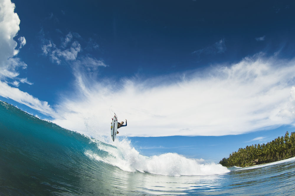 Surf Jack Freestone, Indo. Photo: Tom Carey