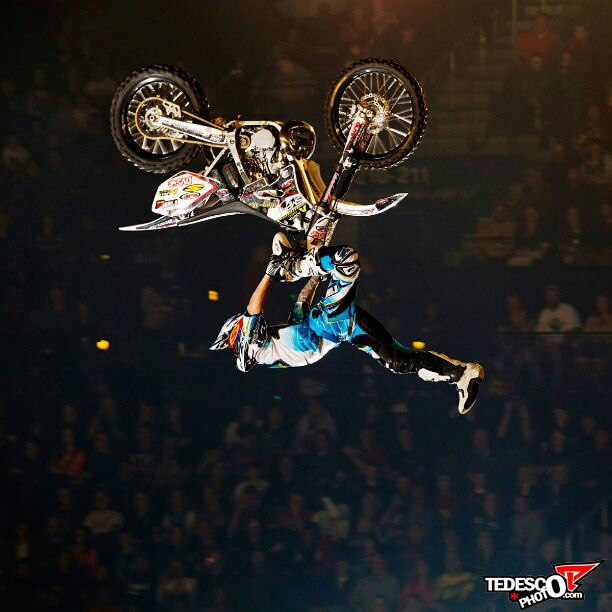 Motorsports Metal Mulisha is proud to welcome Matt Buyten to the FMX Team! Watch the video update with Matt on our website http://www.metalmulisha.com/blog/2013/05/matt-buyten-joins-the-metal-mulisha-team/ photo: Chris Tedesco
