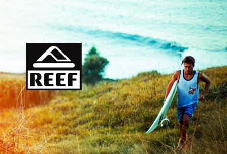 Surf Reef sandals are on today, all new arrivals, styles and sizes. Will not last long. http://bit.ly/137OUdk