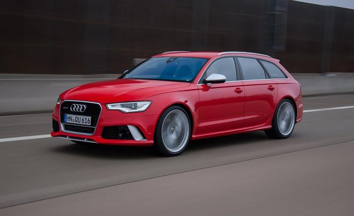 Auto and Cycle After driving it, we can't decide if the 553-hp Audi RS6 Avant is awesome or bad-ass—what do you think? First drive review: http://cardrive.co/6039XYKz
