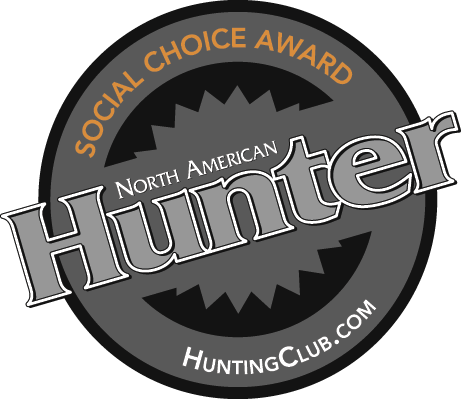 "Hunting Make sure you cast your vote in our ""Social Choice Awards,"" here: http://on.fb.me/16ghQPt