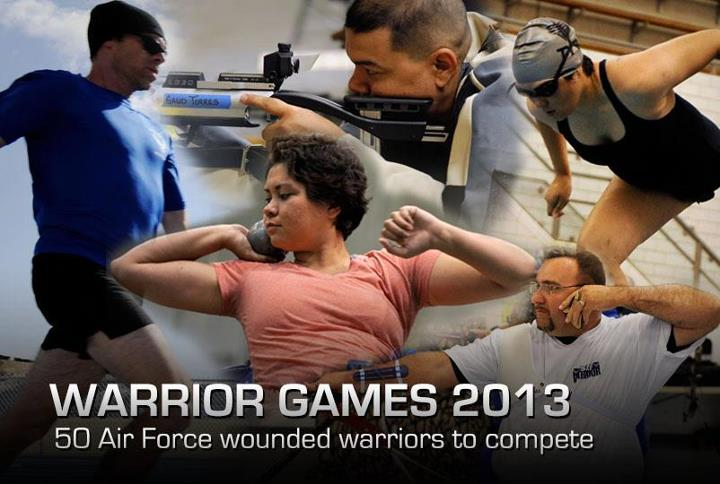 Guns and Military Retired Tech. Sgt. Keith Sekora, injured in Afghanistan in 2010, kicks off a blog series highlighting how the Air Force's 50-member team is preparing to compete in the 2013 Warrior Games May 11-17 in Colorado Springs, Colo. You can read about his story an