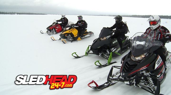 Snowmobile For those of you that can't get enough of our evaluations on the 2014's,  stay tuned for extended online edits as we show you the best-in-class middleweight sled for 2014!