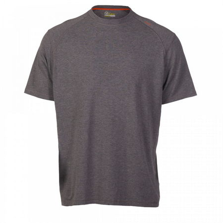 The Carrollton short sleeve shirt is perfect for on the go workouts or versatile enough to wear to the beach or topsiding jeans.  Bamboo Performance Technology includes fantastic wicking features for moisture management, 4-way stretch for ease of movement and all day comfort. Tasc raises the bar with this shirt in heather gray. - $15.00