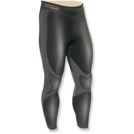 Kayak and Canoe The Camaro G-Flex neoprene pants are a great choice for kayaking or paddleboarding when extra warmth is a must. - $50.73