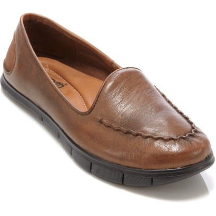 Tackle even the toughest days in town and at work with the comfortable and casual slip-on Kalso Dally shoes. - $19.73