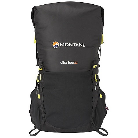 Fitness Free Shipping. Montane Ultra Tour 22L Pack DECENT FEATURES of the Montane Ultra Tour 22L Pack Constructed From Ultra Lightweight Raptor Zero Fabric In The Main Body Which Is Tough Yet Exceptionally Lightweight Features A Superb Dwr and Formidable Tear Resistance Special Ultra Lightweight Moulded Montane 'Comfort Back Pad' That Has A Lower Race Profile and Features Narrow Channels That Help Wick Sweat and Rainwater Away From The Body and Give Additional Ventilation Low Profile Mesh Arm Harness and Hip Belt That Is Soft and Dries Incredibly Fast Chest Harness With Left Hand Clip Prevents Bulky Buckles Over The Sternum and Increases Comfort With Its Low Profile Large Wide Mouth Pack Opening With Dry Bag Closure For Additional Storm Protection and Fast Access To Contents Large Front Stash Pocket For Route Guide and Storage Of Essentials Whilst On The Move Two Side Angle Stretch Mesh Water Bottle Pockets That Can Be Grabbed Whilst Moving The SPECS Activities: Alpine Running, Mountain Marathon, Trail Running, Fast Alpine (Summit Day) This product can only be shipped within the United States. Please don't hate us. - $109.95
