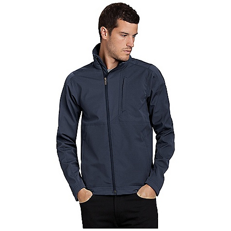 Free Shipping. Nau Men's Shroud Of Purrin Jacket DECENT FEATURES of the Nau Men's Shroud Of Purrin Jacket Soft-Shell bodywith 2L Front overlays Offset rev coil DWR frt zip with wind flap 2 front zip pockets and 1 left chest zip pocket Internal pocket: 1 zip Contrast bartack details The SPECS Weight: 1 lb 6 oz Fabric: Soft Shell laminate 2 way stretch woven face with DWR Soft fur like pile inside Water and wind resistant Uses Teijin Ecocircle recycled polyester - $289.95