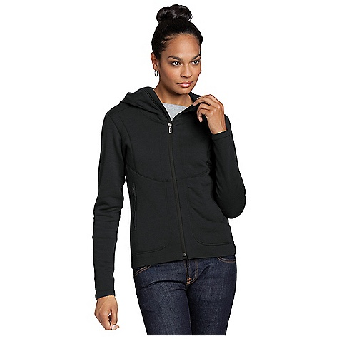 Free Shipping. Nau Women's M3 Hoody DECENT FEATURES of the Nau Women's M3 Hoody Merino wool with brushed back 1 side drawcord hood Reverse coil DWR front zip with wind flap 2 zip hand pockets Flatseam construction The SPECS 300 gram M3 merino wool jersey with brushed back Soft and durable 21 micron wool ZQUE certified sustainably sourced wool Trim: Recycled polyester woven - $224.95