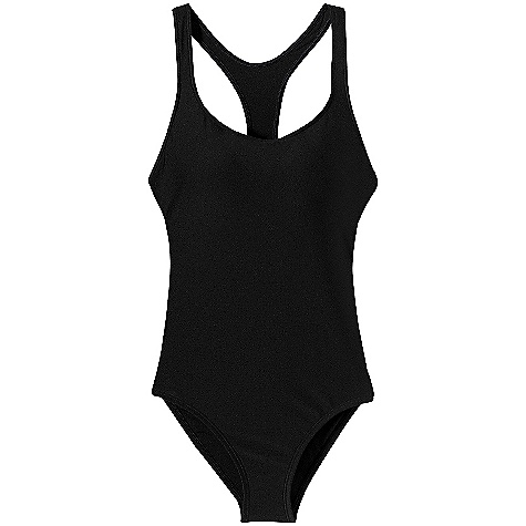 Free Shipping. Patagonia Women's Solid Bibiana One Piece DECENT FEATURES of the Patagonia Women's Solid Bibiana One Piece T-back racer style Lined front Shelf bra with sewn-in soft cups Full back coverage Improved fabric Formfitting The SPECS Weight: 127 g / 4.5 oz Fabric: 6-oz 82% nylon/18% spandex Recyclable through the Common Threads Recycling Program This product can only be shipped within the United States. Please don't hate us. - $89.00