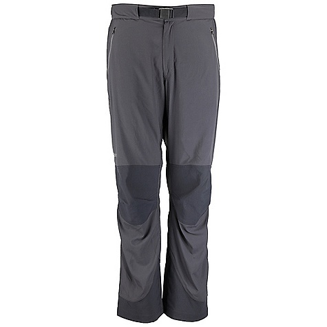 Free Shipping. Rab Men's Atlas Pant DECENT FEATURES of the Rab Men's Atlas Pant Matrix SW main fabric Matrix SWS knees, seat and hem Snap waistband closure Integrated removable webbing belt, Duraflex push buckle Belt tunnels 2 YKK zipped hand warmer pockets 1 YKK zipped thigh pocket 1 YKK zipped rear pocket Knee articulation Reinforced seat, knees and hem Different leg lengths available Fit: Regular The SPECS Main Weight: 133g/m2 Main Comp: 100% nylon Knees, Seat, Hem Weight: 219g/m2 Knees, Seat, Hem Comp: 97% Nylon, 3% Spandex Total Weight: 14 oz / 405 g (estimate) This product can only be shipped within the United States. Please don't hate us. - $90.00