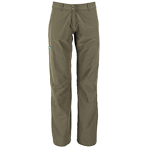 Free Shipping. Rab Women's Helix Pant FEATURES of the Rab Women's Helix Pant Matrix SWS fabric Double snap waist closure Belt loops YKK zipped fly 2 open hand warmer pockets 1 YKK zipped thigh pocket 2 open rear pockets Knee articulation Roll-up leg with hidden button closure 35+ UPF Regular fit - $99.95