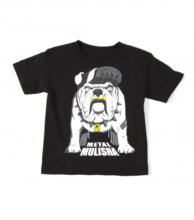 Motorsports Metal Mulisha Kids Tee.  100% Cotton.  Front Screenprint. - $16.00