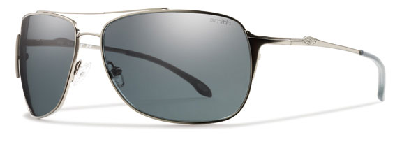 The Smith Rosewood Sunglasses has a metal style with clean lines and a classic profile. This new style features a small to medium-scale, that uniquely combines the time-honored shape of a navigator and an aviator. The sculpted metal temples feature dimensional branding that seamlessly integrate with the sleek lines of this style.Key Features of the Smith Rosewood Sunglasses: Small-Med Fit / Medium Coverage Carbonic TLT Lenses Metal Frame Construction Adjustable Silicone Nose Pads 8 Base Lens Curvature Frame Measurements 60-14-120 - $97.95