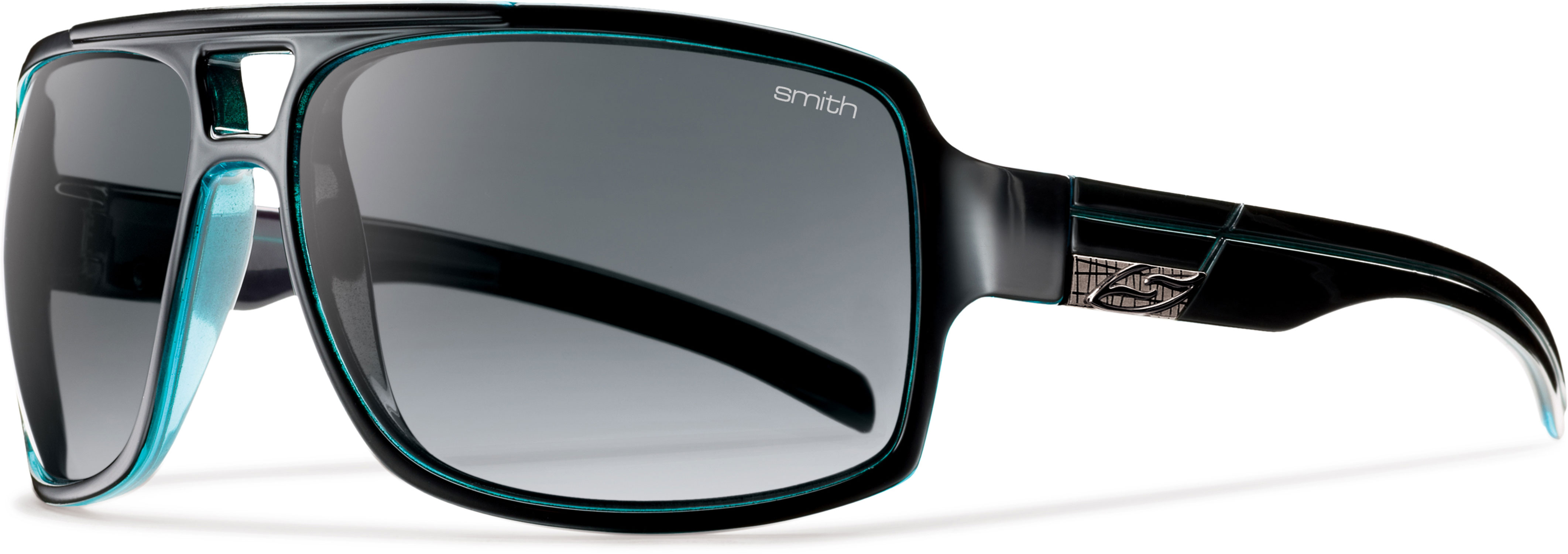 Folks won't see your shifty eyes as you attempt to con them out of whatever it is you're after. The large lens silhouette delivers with plenty of coverage. The Swindler is streetwise, deceptively lightweight, and comfortable.Key Features of the Smith Swindler Sunglasses: Medium Fit / Large Coverage Carbonic TLT Lenses Evolve Frame Material with Hydrophilic Temple Pads 8 Base Lens Curvature 61.15.125 - $83.95