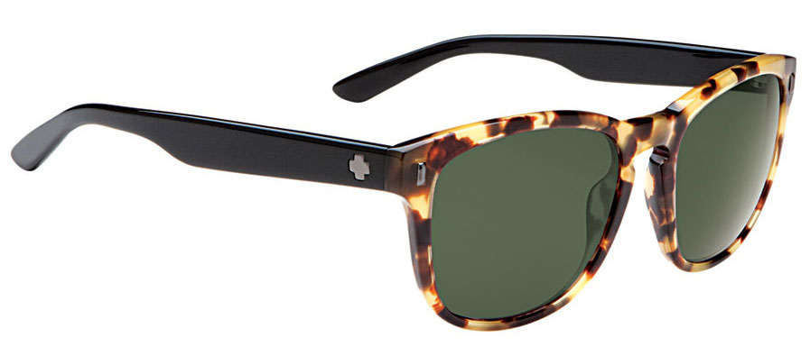 Constructed from handmade acetate / Round lenses / High temple styling / Keyhole bridge / Metal logo and accent details / Anti-reflective inners lens coatingKey Features of the Spy Beachwood Sunglasses: Constructed from handmade acetate Round Lenses High temple styling Keyhole bridge Metal logo and accent detailing Anti-reflective inner lens coating - $95.95