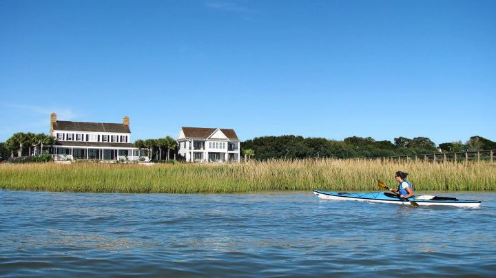 Kayak and Canoe Beaches, coral forests, and birds galore. Our local guides are ready to give you a sweet kayak tour of the Carolina coast: http://bit.ly/17DHwIA