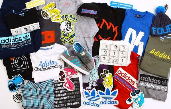 Skateboard Transworld Skateboarding is helping celebrate 15 years of Gonz and adidas with loads of free stuff.  Get to the show and Instagram some photos and enter to win. Click here for all the details http://bit.ly/102u1Qi