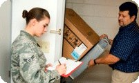Guns and Military Do you have questions about your upcoming military move? Check out the Air Force Housing website for great tips and information for your next PCS. http://1.usa.gov/109zB0c