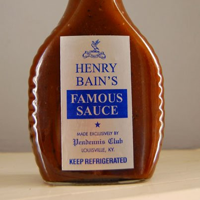 Entertainment Recipe: How to make Henry Bain sauce for your Kentucky Derby party. http://bit.ly/121vZR6