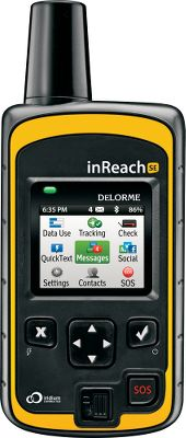 Hunting DeLorme inReach SE Satellite Communicator makes any adventure better and safer. With inReach SE, you can send and receive text messages at the ends of the earth and everywhere in between with the handy color screen and virtual keyboard. Designed for maximum durability in harsh environments, its waterproof, dustproof and impact-resistant. When youre off the grid and out of cell-phone range, you can quickly and easily share your journey with family and friends, let them ping and message you and receive a delivery confirmation that your message was sent. This is all thanks to the Iridium satellite network with 100% global coverage. And in the event of an emergency, you can trigger an SOS, receive delivery confirmation and then have a two-way text conversation with the search-and-rescue monitoring center until help arrives. The inReach SE can be used in conjunction with DeLormes Earthmate app on your mobile device. Transform your smartphone or tablet into a global satellite communication and navigation tool with the free Earthmate app. Subscription with an annual contract are required for InReach satellite communication and tracking. Runs on an internal lithium polymer battery (included). 5.75H x 2.4W x 1D. Wt:7 oz. Type: GPS. - $299.99