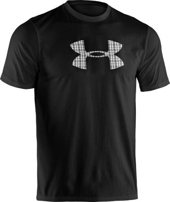 Fitness HeatGear technology, UPF rating of 30+ protection and the regular fit of the Under Armour High Desert Plaid Logo Short-Sleeve Tee Shirt make it a great option for summer adventures. Under Armours performance fabric features moisture-wicking windows to keep you cool and dry when things get heated. 100% polyester. Imported.Sizes: M-2XL.Colors: Black, Fireball. Type: Short-Sleeve Tee Shirts. Size: Medium. Color: Fireball. Size Medium. Color Fireball. - $22.88