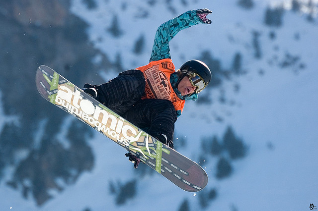 Snowboard Total Fight: Ville Uotila