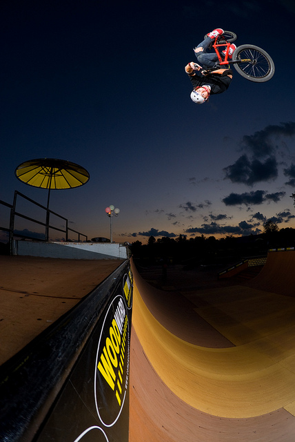 BMX Broc Raiford - Flair Invert