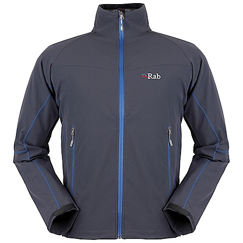 Free Shipping. Rab Men's Sawtooth Jacket DECENT FEATURES of Rab Men's Sawtooth Jacket Matrix DWS fabric YKK front zip, internal storm flap, chin guard 2 YKK zipped handwarmer pockets Contrast flatlock seams Tricot lined collar Collar drawcord Velcro cuffs, hem drawcord The SPECS Fit: Regular Warp: 90d Weft: 90d x 150d DWR/Spray: 80/20 Air perm: 3.5CFM Weight/m: 182g/m Comp: 90% Nylon 66/10% spandex UPF: 30+ Bluesign accredited This product can only be shipped within the United States. Please don't hate us. - $145.00