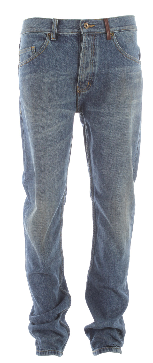 The Holden Denim Skinny Fit is cut slim through hip and thigh tapering from the knee to ankle. WATERPROOF RATING DWR - $59.95