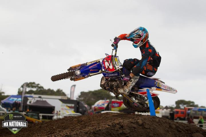 Motorsports Serco Yamaha Metal Mulisha rider Luke Styke took the round win and extended his championship lead in the MX2 class of the Monster Energy MX Nationals this past weekend at Wonthaggi. Team mate Luke Clout took home 2nd and sits 2nd in the championship.