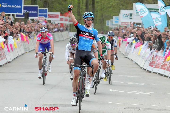 Fitness Congratulations to Michel Kreder on his win at stage 4 Four Days of Dunkirk!