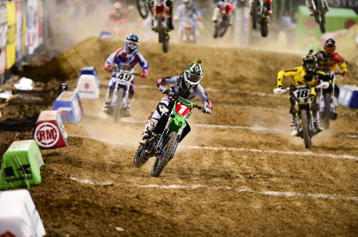 Motorsports Ryan Villopoto sure knows how to go out with a bang... Ending his 2013 Championship season with his 10th victory!