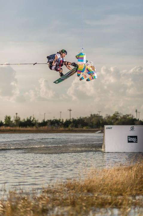 Wake Looks like Shane Bonifay is ready to get the party started for Cinco De Mayo!