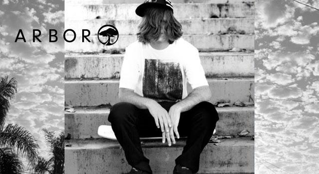 Skateboard Arbor organic cotton tees and apparel are on: http://bit.ly/16zFJGs