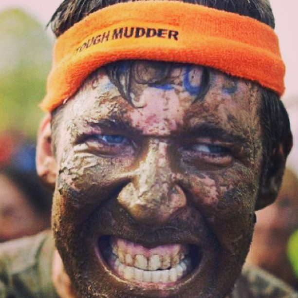 Fitness Who needs toothpaste when you can use mud?